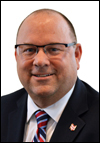 Picture of Commercial Lender, Tony Rossley.